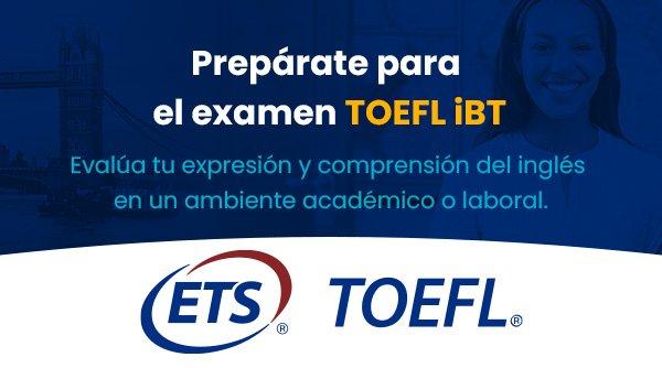 Prepárate para TOEFL iBT